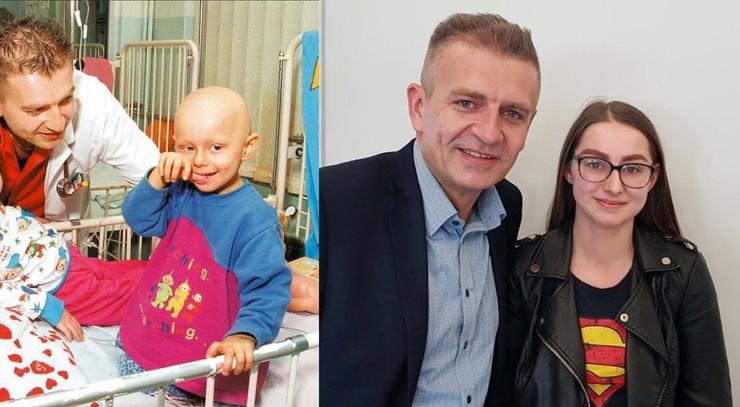 """Arłukowicz spotkał po latach swoją pacjentkę. """"Dla takich chwil chce się żyć"""""""