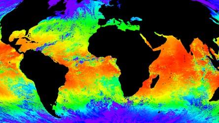 Klimatolodzy: Temperatury oceaniczne na rekordowo wysokim poziomie