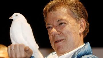 Prezydent Kolumbii tegorocznym laureatem Pokojowej Nagrody Nobla
