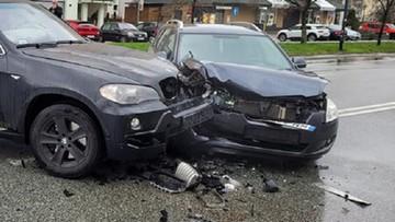 """Jackiewicz miał wypadek samochodowy. """"Jeśli ktoś by chciał..."""" (ZDJĘCIA)"""
