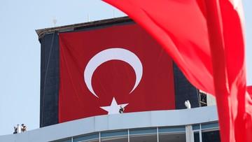 Tureckie władze wydały nakazy aresztowania 47 dziennikarzy
