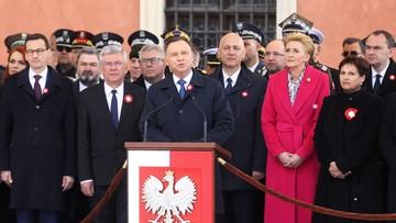 Prezydent: my, Polacy, jesteśmy narodem, który wpłynął na dzieje Europy i świata