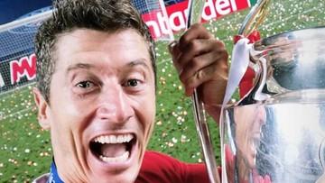 Łzy szczęścia Lewandowskiego i smutku Neymara. Wielkie emocje po finale (WIDEO)