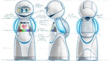 Przyjazny robot może pomóc dzieciom w szpitalach