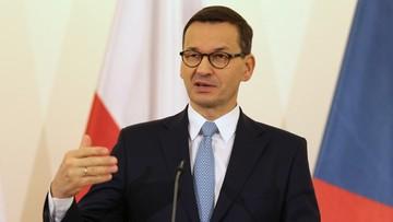 """""""Dotyczy w zasadzie stanu historycznego"""". Premier o wyroku TSUE dt. sędziów"""