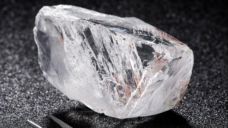 Rekordowa cena za nieobrobiony diament