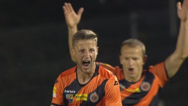 Fortuna 1 Liga: Kolejna porażka Widzewa. Chrobry rozbił beniaminka