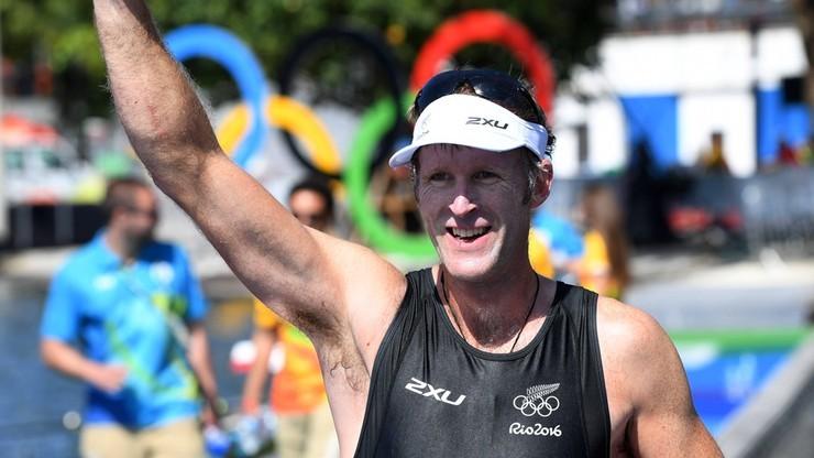 Tokio 2020: Zmalały szanse wioślarza Drysdale'a na trzecie olimpijskie złoto