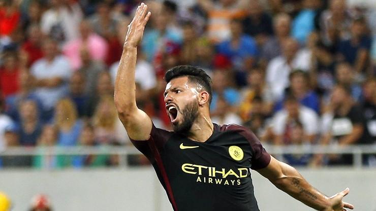 Premier League: Aguero zawieszony na trzy mecze