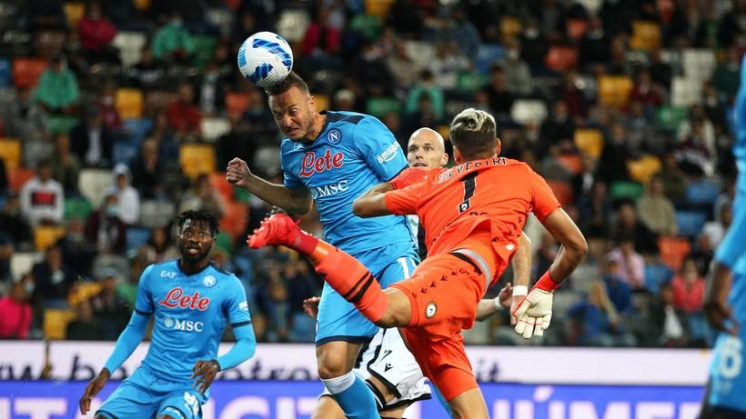 Serie A: Sampdoria - Napoli. Relacja na żywo