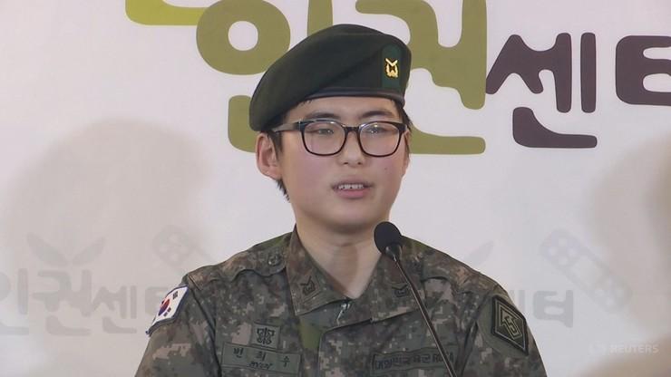 Transpłciowa żołnierka pozywa armię. Po zmianie płci zwolniono ją ze służby