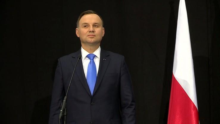 Prezydent: nominacja generalska nie jest nagrodą, to jest zobowiązanie