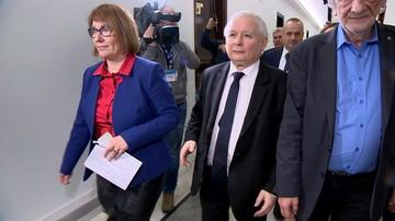 Kaczyński: nie ma mowy o dogadywaniu się z siłami, które traktowały Polskę jako swój prywatny łup