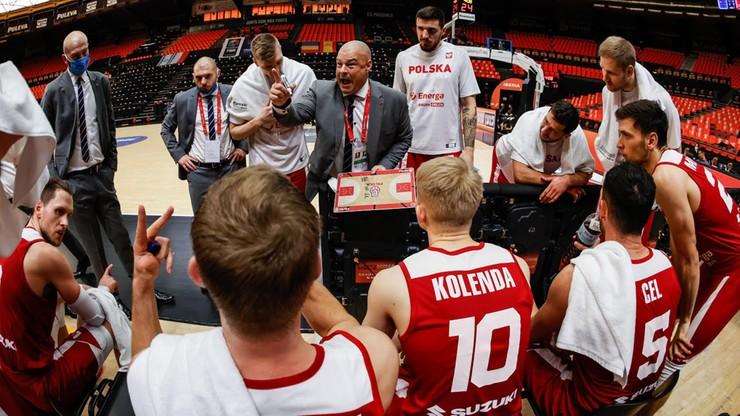 El. ME koszykarzy: Dominik Olejniczak za Damiana Kuliga na ostatnie mecze