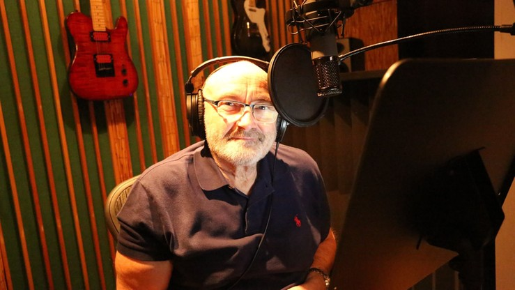 Phil Collins w szpitalu. Przewrócił się w pokoju hotelowym