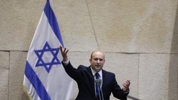 Izrael ma nowego premiera. Decyzja parlamentu