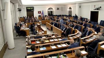 Zmiany w sądownictwie Senat rozpatrzy jeszcze w piątek. Przeciw byli senatorowie PO