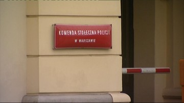 Wiceszefowie Komendy Stołecznej Policji odwołani. Jeden z nich prawdopodobnie podejrzewany o molestowanie
