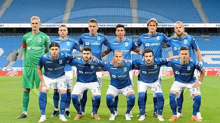 Liga Europy: Lech z nowym napastnikiem zagra w Soligorsku