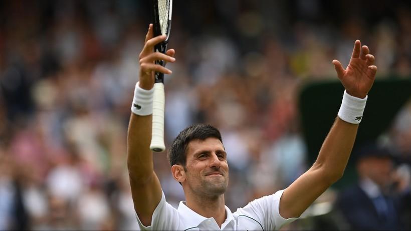 Tokio 2020: Novak Djokovic awansował do drugiej rundy