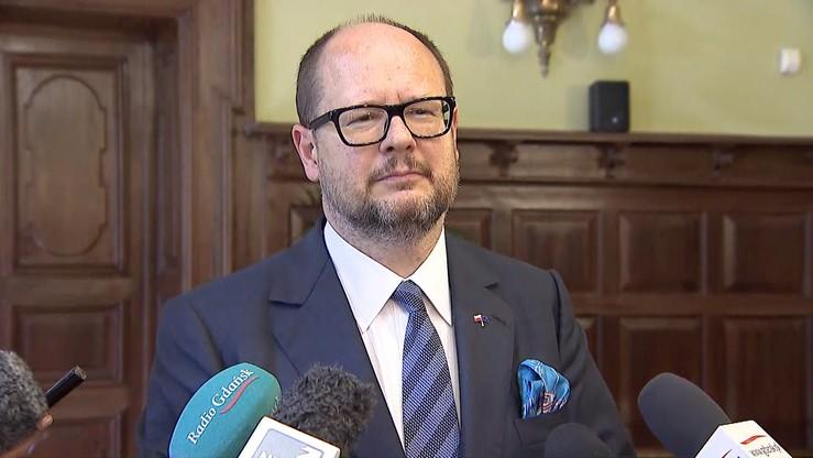 Prezydent Gdańska: nigdy nie spotykałem się z Marcinem P.