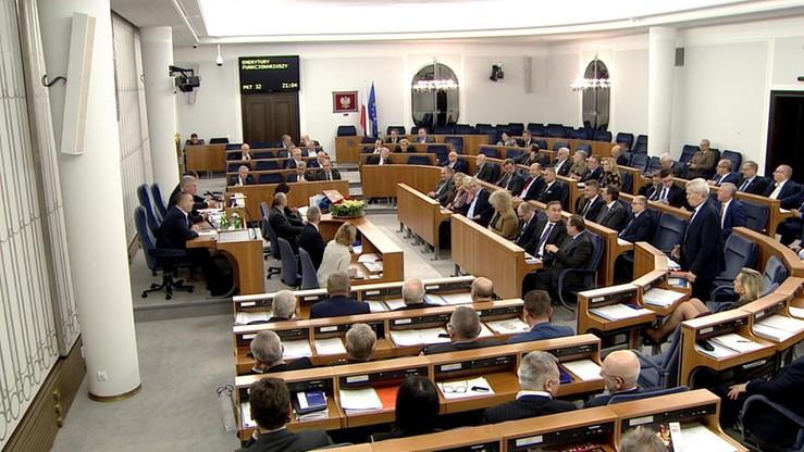 Senat bez poprawek przyjął tzw. ustawę dezubekizacyjną