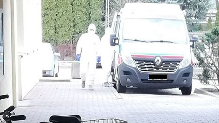 Podejrzenie koronawirusa koło Warszawy. Wrócił z Chin, odizolowano go razem z inną osobą