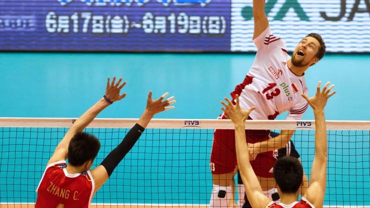 Polscy siatkarze pokonali Chińczyków. Wyjazd do Rio coraz bliżej