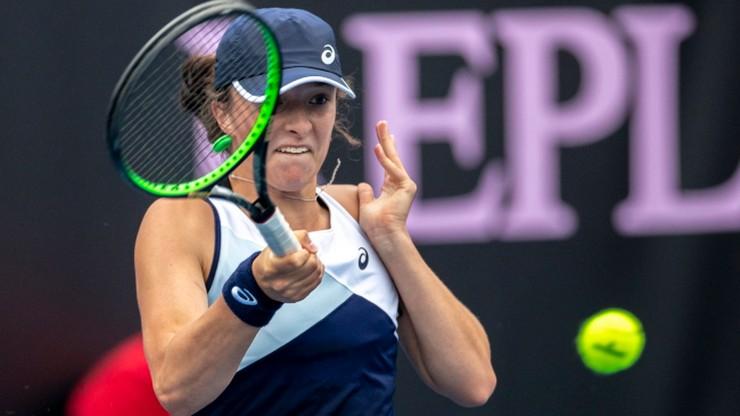 Ranking WTA: Iga Świątek bez zmian. Awans Katarzyny Kawy