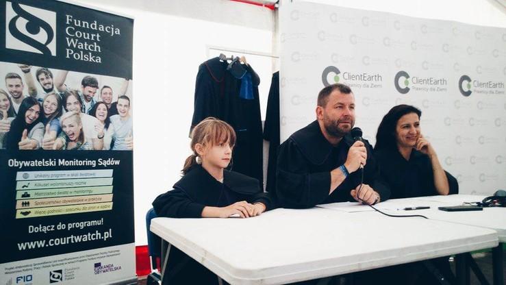 Sędzia wziął udział w symulacji rozprawy na festiwalu Owsiaka. Rzecznik dyscyplinarny chce wyjaśnień