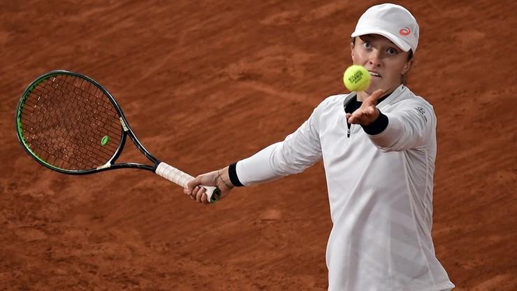 French Open: Iga Świątek - Nadia Podoroska. Relacja na żywo