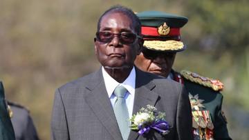 Źródło w rządzie: prezydent Zimbabwe nie chce oddać władzy