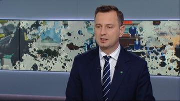 """""""Nie mogę przyjąć zarzutu, że Polacy nie czczą pamięci holokaustu"""". Kosiniak-Kamysz w """"Graffiti"""""""