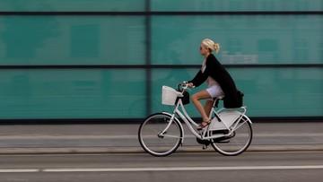 15 proc. Polaków jeździ rekreacyjnie na rowerze. Codziennie co piąty z nich