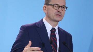 Premier: mam nadzieję, że władza na Białorusi ustąpi i rozpocznie dialog z opozycją