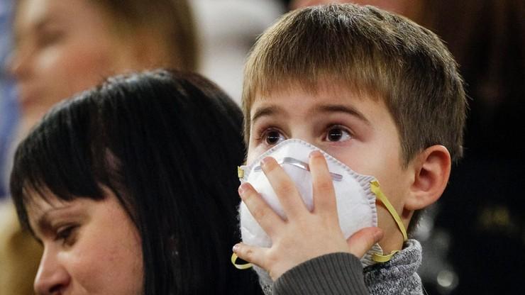 Kijów: świńska grypa atakuje. Władze zaleciły noszenie masek