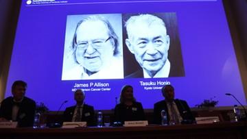 Nobel z medycyny za opracowanie metody leczenia nowotworów