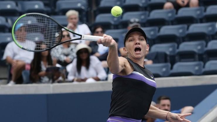 WTA w Pekinie: Halep odpadła w drugiej rundzie
