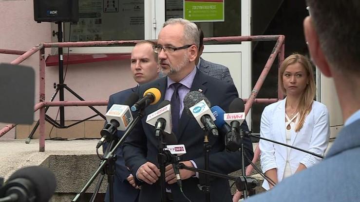 Minister zdrowia Adam Niedzielski: 80 proc. zakażeń koronawirusem to wariant Delta