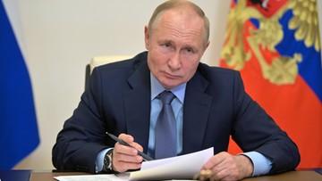 Putin: Polska uczestniczyła w rozbiorze Czechosłowacji, ale nikt jej nie oskarża