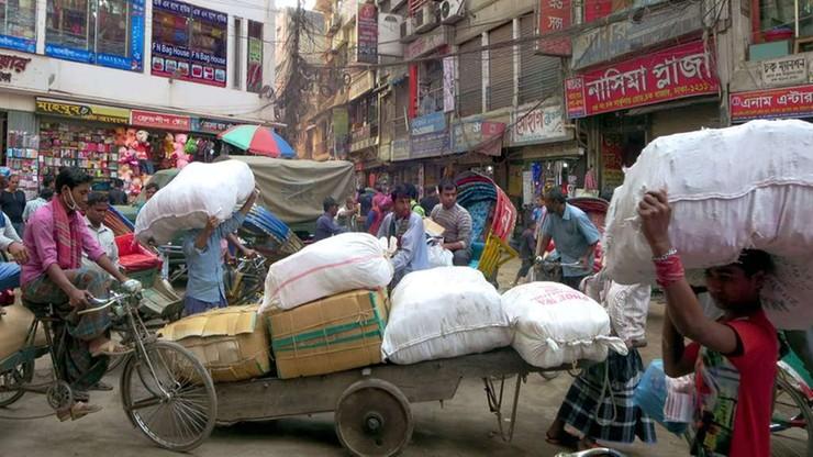 Bank Światowy walczy z niedożywieniem dzieci w Bangladeszu
