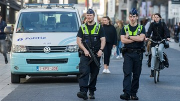 Belgia: mężczyzna zatrzymany w Antwerpii najpewniej był pijany