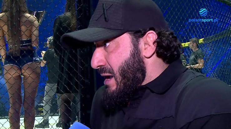 Mamed Khalidov: Nie mam pojęcia, jak pokonać Roberto Soldicia, ale zrobię wszystko
