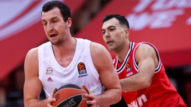Euroliga koszykarzy: Dobry mecz Mateusza Ponitki. Zenit jednak pokonany