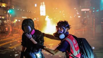 Reuters: Chiny po cichu podwoiły ilość żołnierzy w Hongkongu