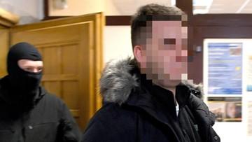 Sąd: Bartłomiej M. na trzy miesiące trafi do aresztu, Mariusz Antoni K. wyjdzie na wolność