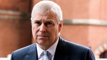 Utrzymywał kontakty z Epsteinem. Książę Andrzej wycofuje się z pełnienia obowiązków