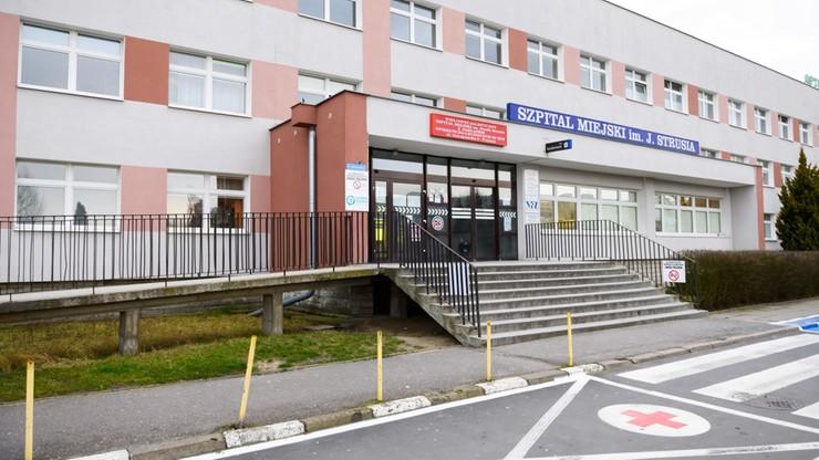 Szpital Miejski im. Józefa Strusia w Poznaniu odwołuje zabiegi
