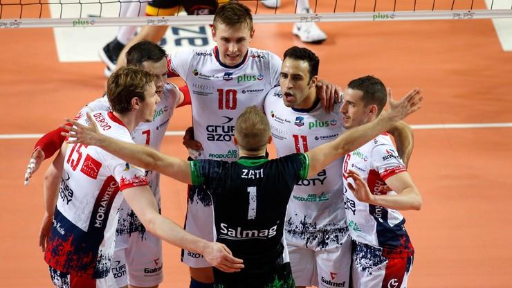 Final Four LM: ZAKSA Kędzierzyn-Koźle - Cucine Lube Civitanova. Transmisja w Polsacie Sport