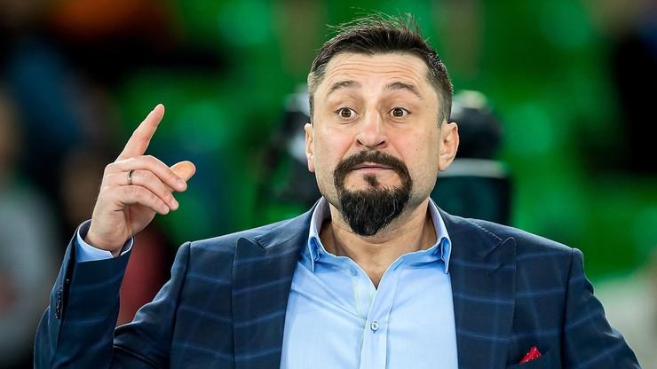 Poruszające słowa trenera Bednaruka przed meczem ze Stocznią Szczecin